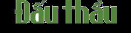 Logo Information on International Tendering