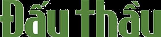logo Báo Đấu thầu